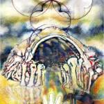 """bone house"" by MichaelGodey"
