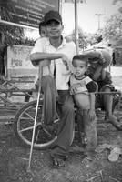 Landmines and Family in Cambodia