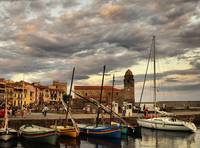 Afternoon in Collioure
