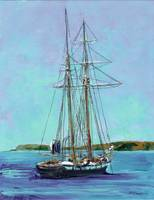 The Californian - Tallship by RD Riccoboni