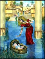 Bible Stories: Moses in a Basket