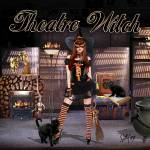 """Theatre Witch"" by incognita"