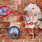 """Wallflower"" by AnitaMcGurran"