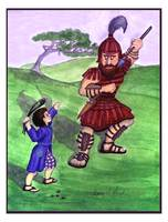 Bible Story: David and Goliath