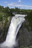 chute Montmorency/Montmorency fall