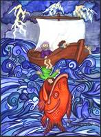 Bible Story: Jonah and the Big Fish