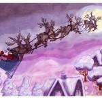 """Night before Christmas"" by SherryHolderHunt"