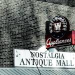 """Westinghouse Retro Sign"" by sherri"