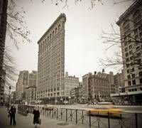 Flatiron Building Manhattan New York City