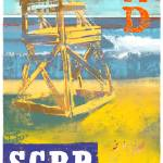 """Lifeguard Station 2 - Surf City Beach Patrol"" by Cardona"
