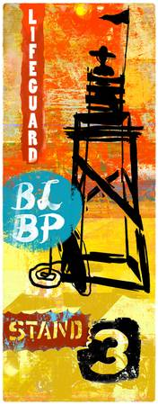 Lifeguard Stand 3 - Barnegat Light Beach Patrol