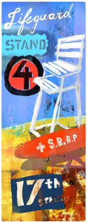 Lifeguard Stand 4 - Ship Bottom Beach Patrol