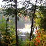 """Tahquamenon Waterfall"" by friend_cuttack"
