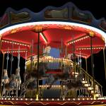 """Fairground Attraction"" by mydimensionalcanvas"