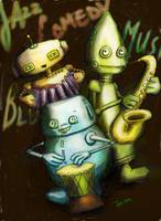 The Robot Band