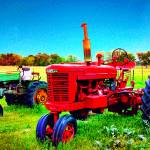 """Tractors"" by pcsphotography"