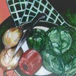 """Green Plate of Cabbage Soup.2jpg"" by CASB"