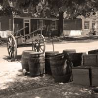 Colonial Williamsburg, Virginia Art Prints & Posters by ElleLee