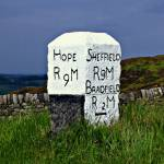 """Hope Valley Milestone"" by philipsimpson"