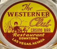 Westerner Club Casino Las Vegas ashtray