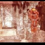 """""""2 hanuman lingam SHANKAR"""" by shankargallery"""