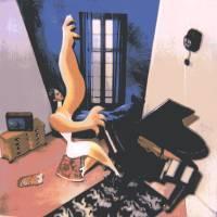 Maritgen Art - Wild Singer Art Prints & Posters by Maritgen Matter