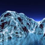 """""""Snowy Mountains"""" by dimensionalelements"""