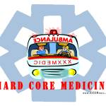 """XXX Medic Ambulance Front"" by RealSlogans"