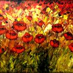 """CELEBRATION OF POPPIES"" by peggygarr"