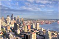 Seattle Day HDR