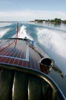 Speedboat Ride - Looking Aft - 3