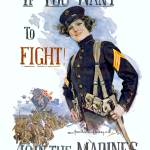 """""""If you want to fight! by Howard Christy"""" by JasonLockwood"""