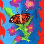 """""""Alex Kong 9- Butterfly Garden"""" by sabahkinderart"""