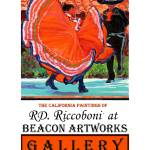 """Spanish Dancers Beacon Artworks Gallery Poster"" by BeaconArtWorksCorporation"