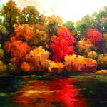 """Deep River"" by kanayoede"