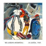 """La Suena"" by redjordanart"