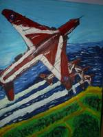 redarrows30by40