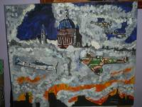 blitz over st pauls