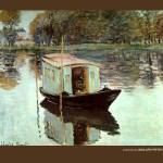 """The studio boat_monet"" by bharat"