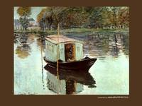 The studio boat_monet
