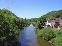 Ironbridge, Upstream  (15955-RDB)
