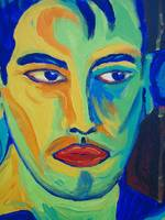 Venous (detail 1 face)