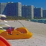"""Fort Meyers Beach Toys and Condo"" by kphotos"