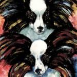 """Papillon De Mardi Gras"" by KathleenSepulveda"