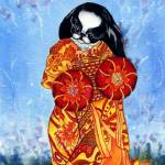 """Geisha Chin"" by KathleenSepulveda"