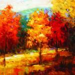 """Early fall"" by kanayoede"