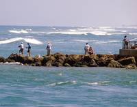Sebastian Inlet Rocks Fishing