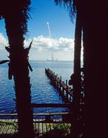 Titusville Space Shuttle Launch