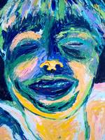 Denouement (detail 1 face)