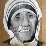 """""""Mother Theresa"""" by DevonGrey"""
